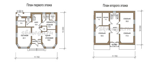 планировка домов онлайн